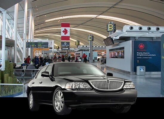 Markham Airport Limo